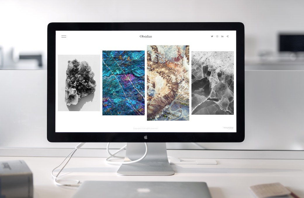 Image Management describes the 4 ways to upgrade your business website design and SEO!