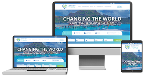Charity Pro Travel Website